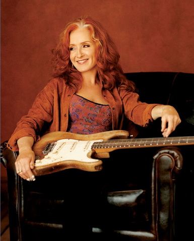 Bonnie Raitt, rainha do Steel Blues